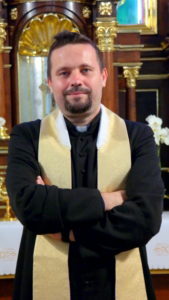 Wikariusz ks. Piotr Iwaniszczuk