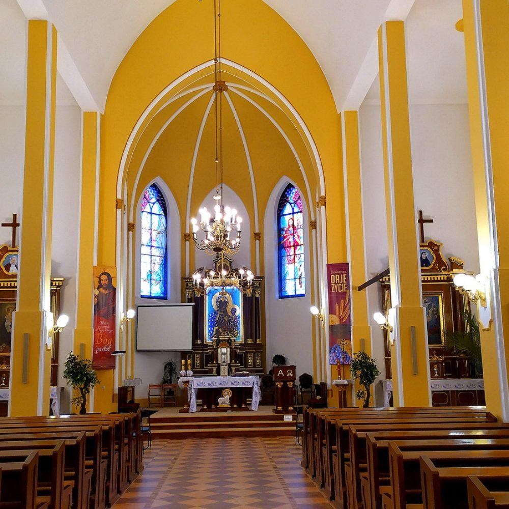 Parafia św. Michała Archanioła w Kamieniu